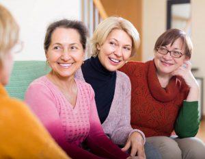 Week 3 Group of Women