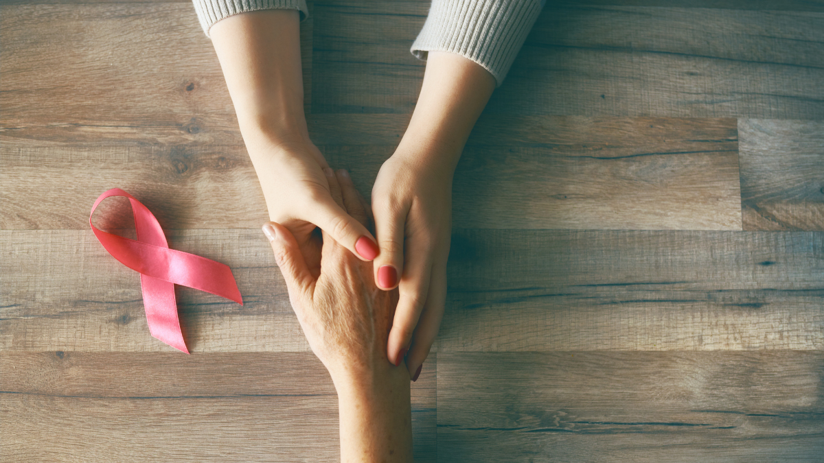 finding support after breast cancer diagnosis